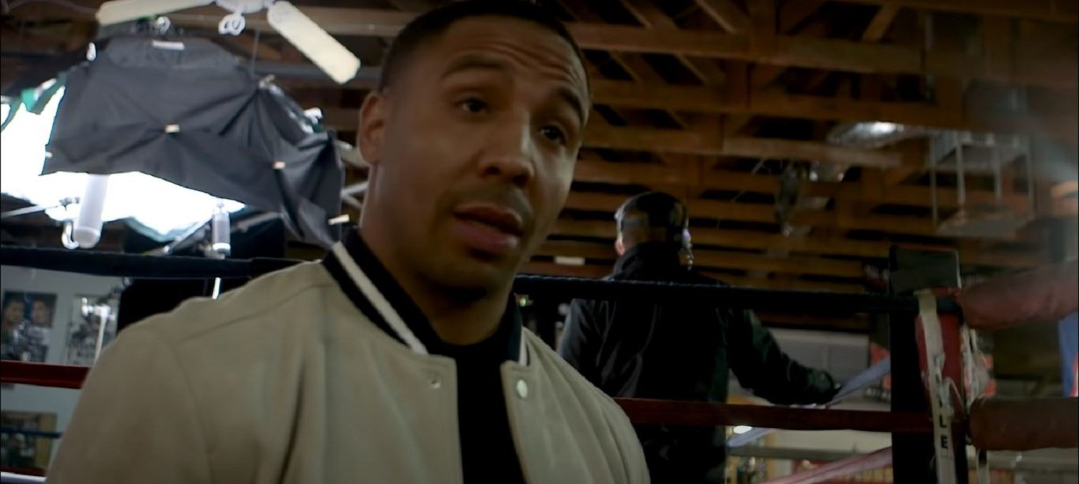 Andre Ward Reacts To Charlo vs Derevyanchenko War