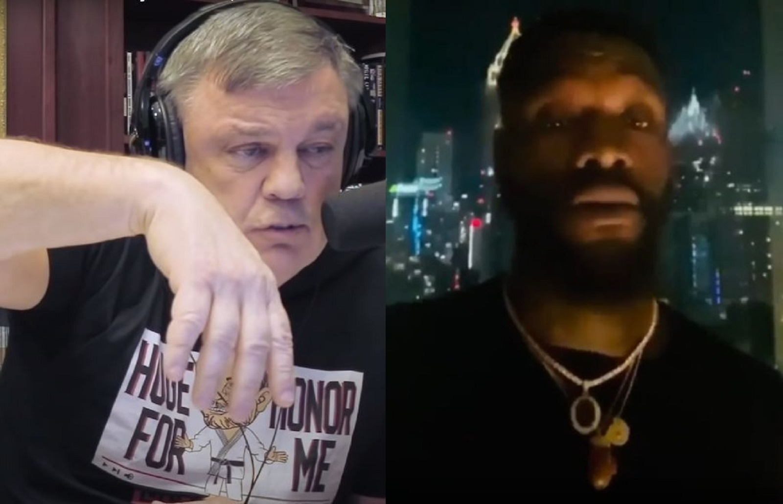 Teddy Atlas Reacts To Deontay Wilder Water and Glove Tampering Claims