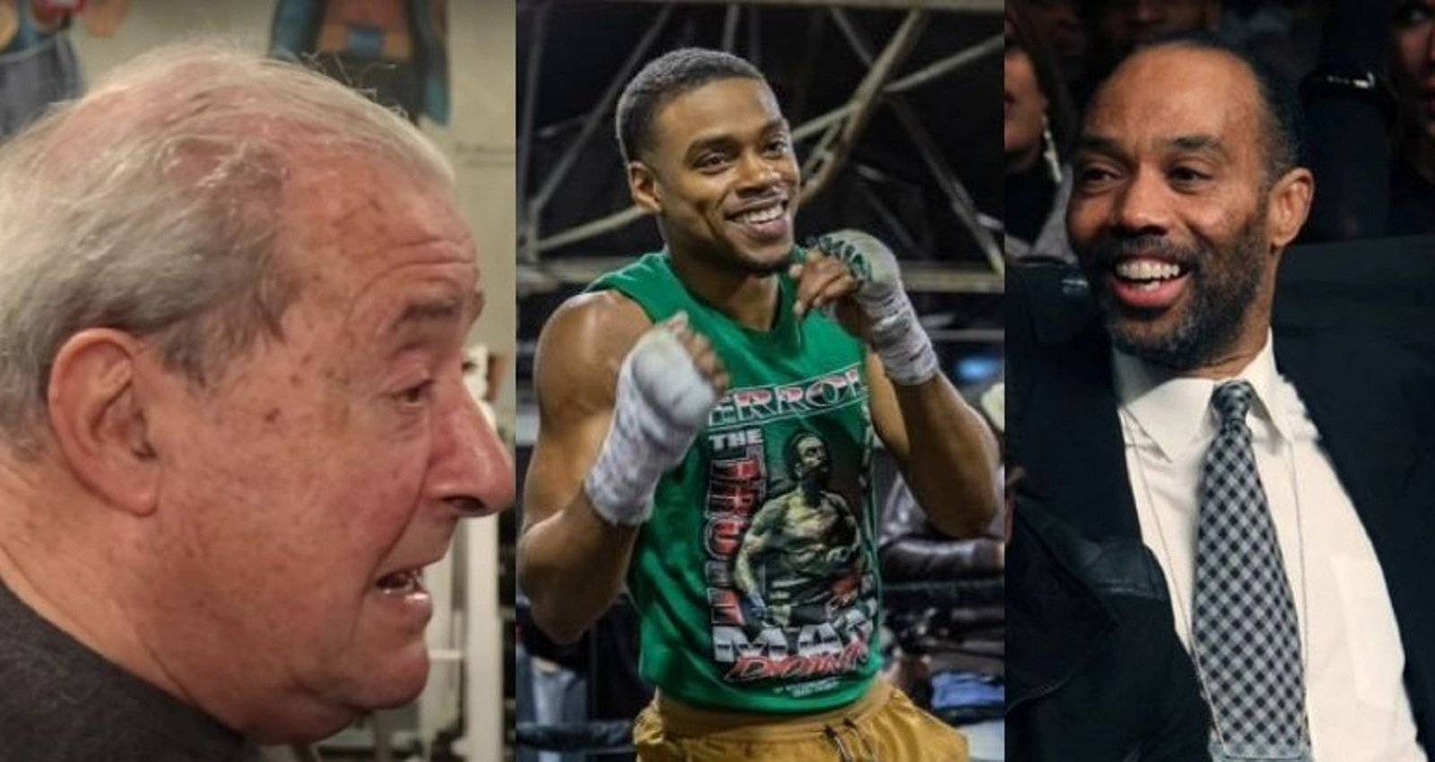 Errol Spence Reveals Bob Arum Money He Declined To Join Al Haymon