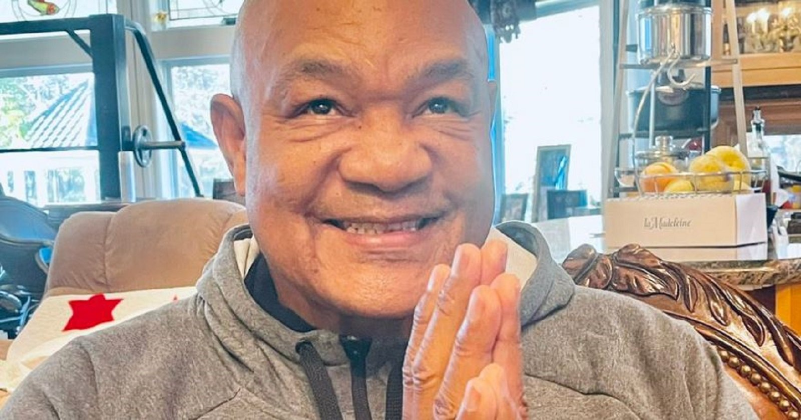 George Foreman Explains How Boxing Helped Him In Life