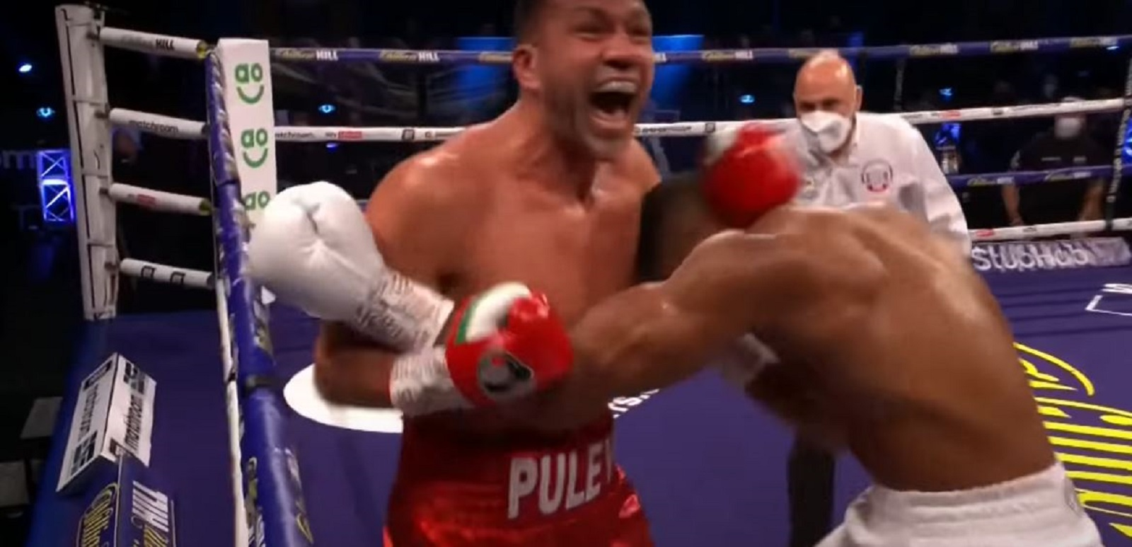 Kubrat Pulev Pre Fight Handicap Before Anthony Joshua Fight Surfaces