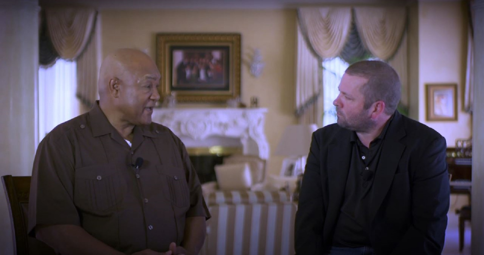 Legendary Matchmaker Sums Up George Foreman In 5 Words