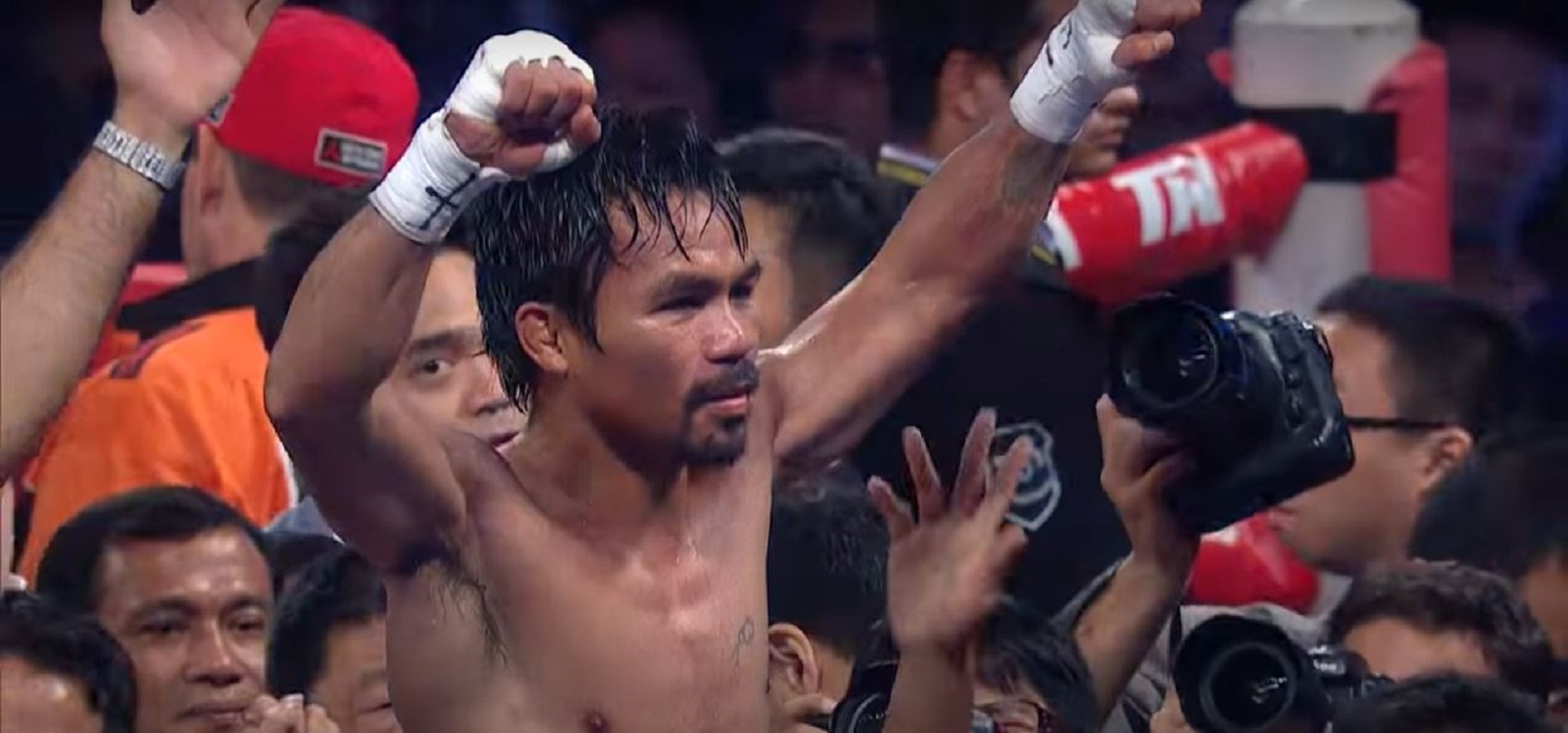 Pacquiao Drops Some Knowledge In A Time Where People Need It