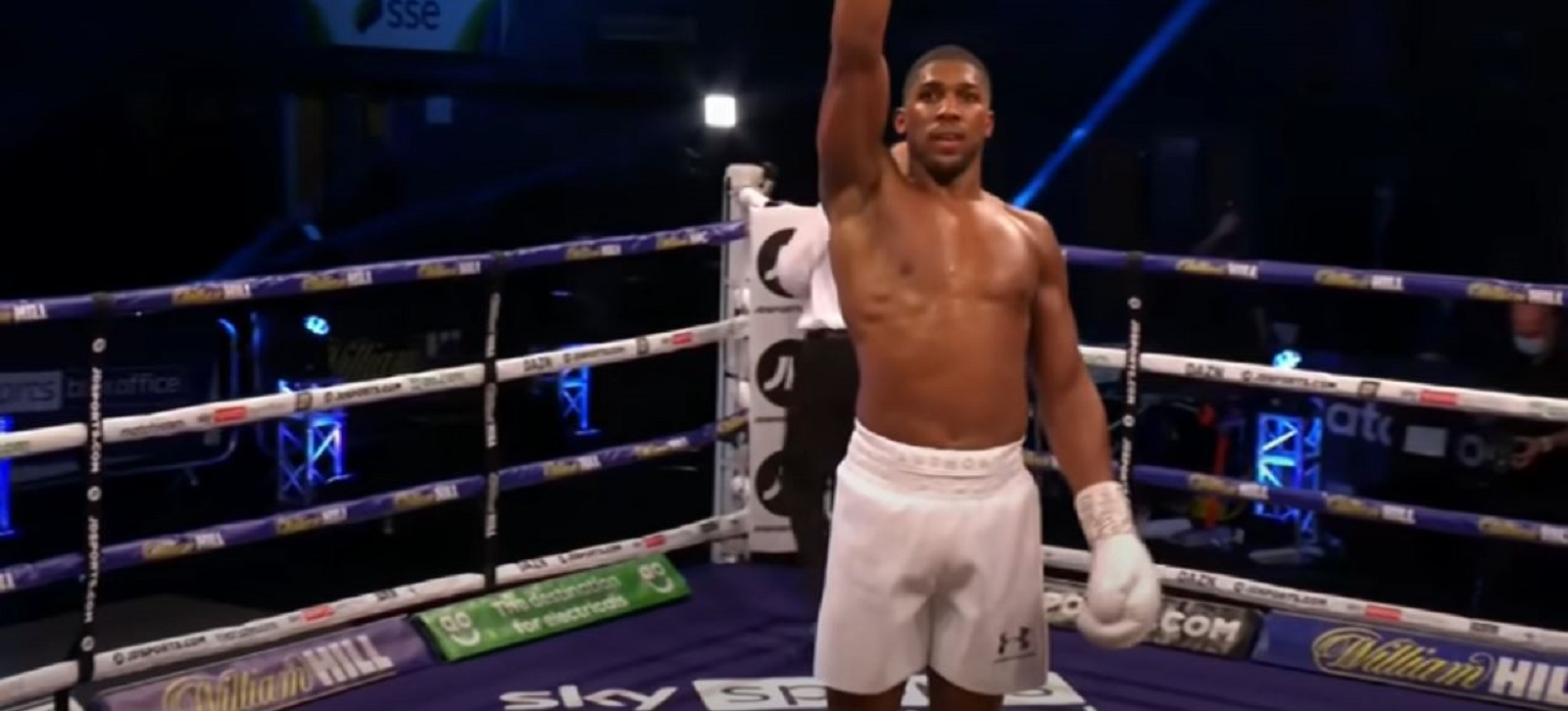Anthony Joshua Shares Promising Fight News Update