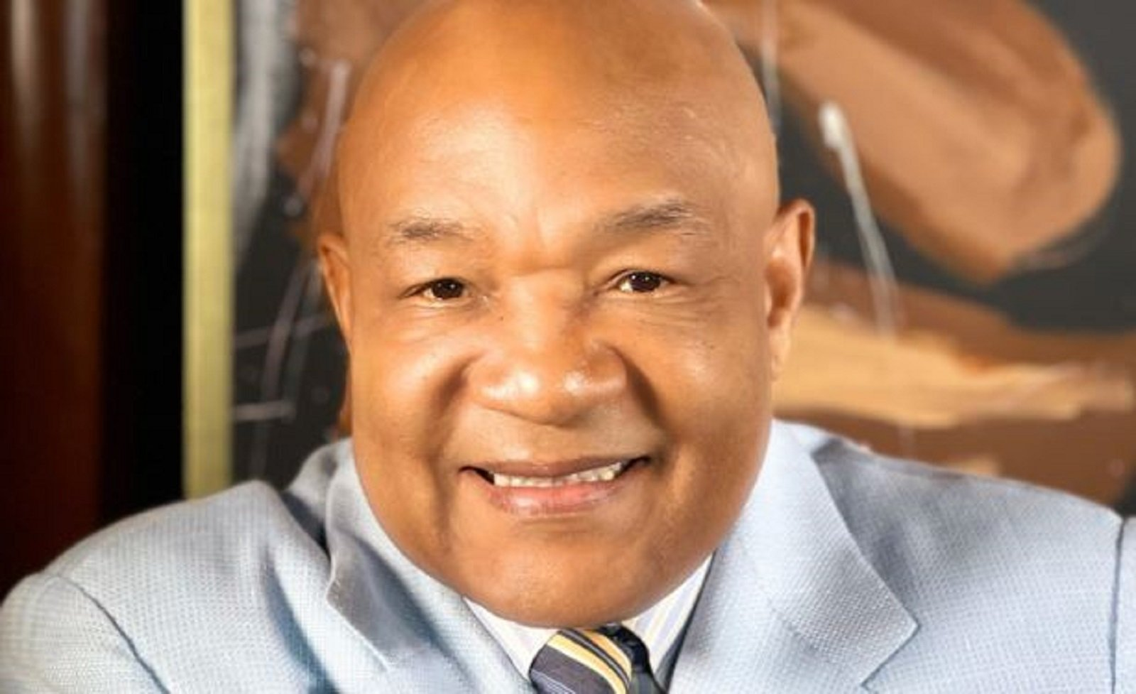 George Foreman Shares His Best Advice He Ever Received