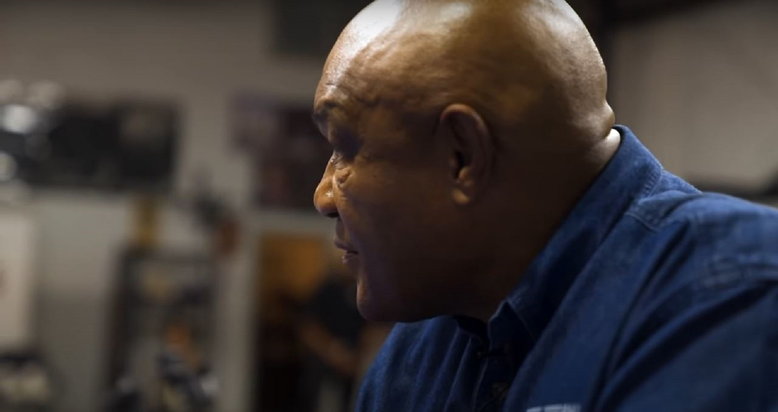 George Foreman's Frank Take On What Sparring Sonny Liston Was Like