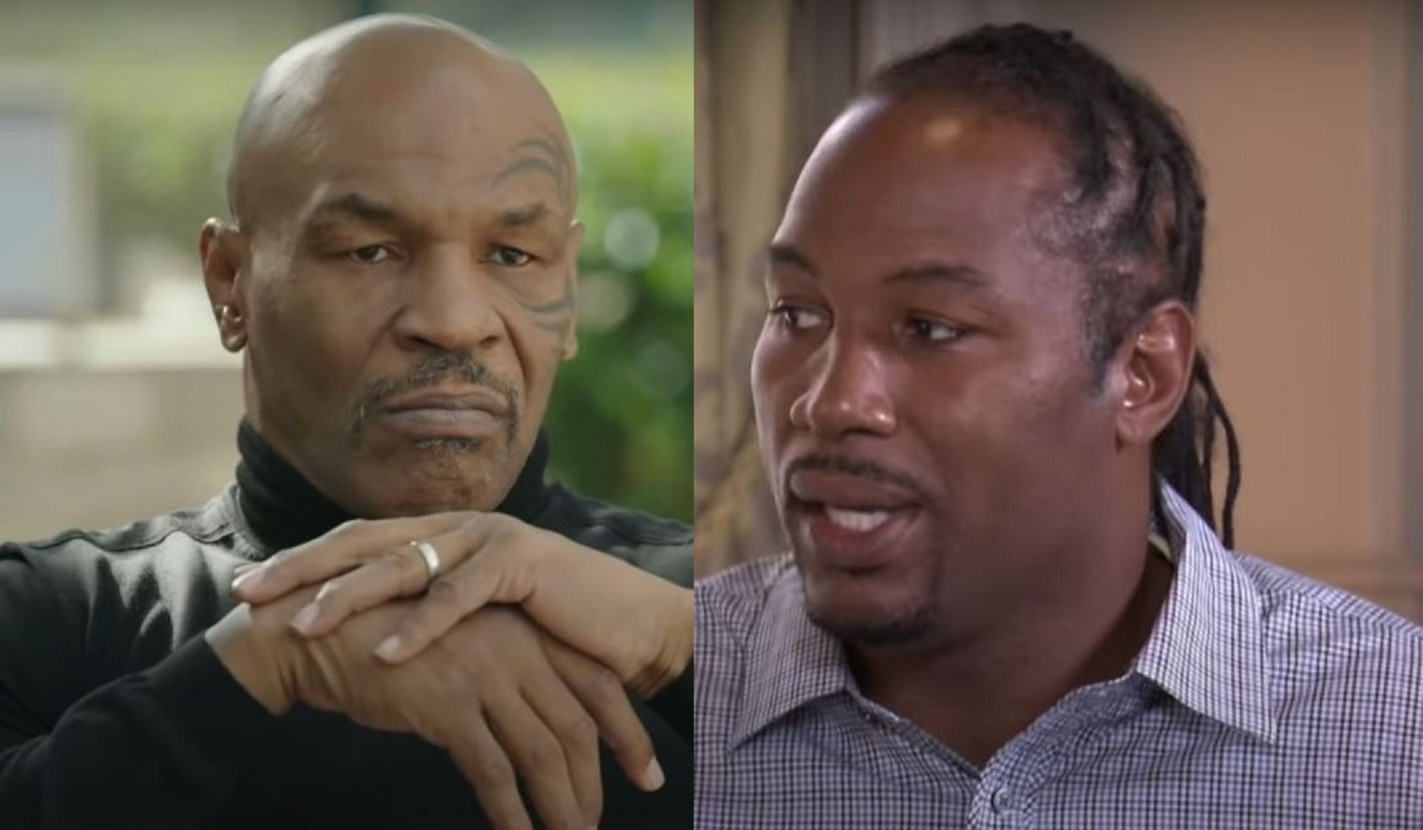 Lennox Lewis Finally Agrees With Mike Tyson On Something