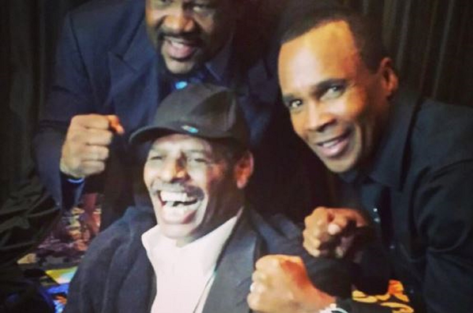Sugar Ray Leonard Reacts To The Death Of Leon Spinks