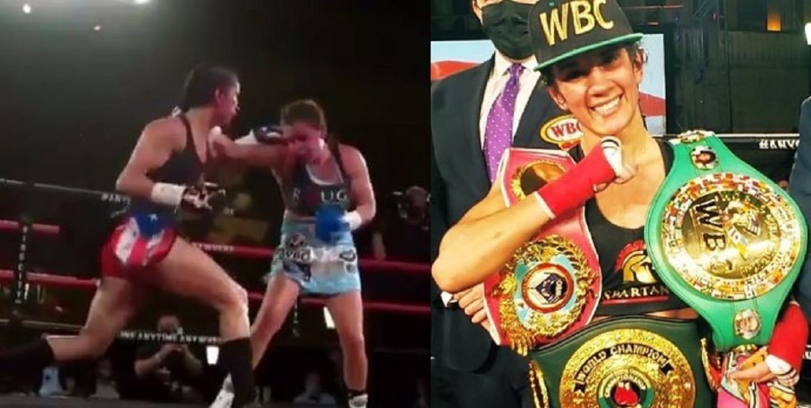 Puerto Rican Rocks Women's Boxing With Stunning Knockout