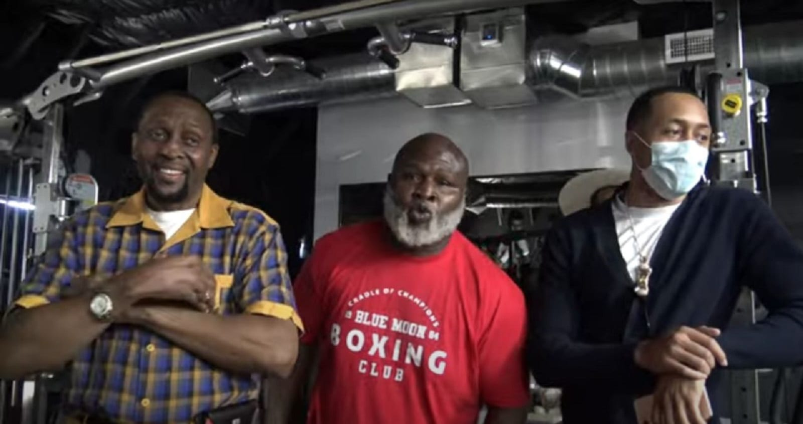 Toney Pushes Hearns Aside When Spence vs Crawford Comes Up