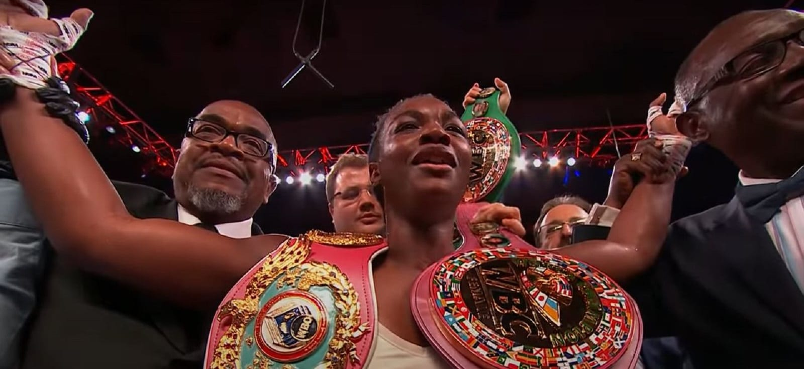 claressa shields reveals sobering story when she won Olympic Gold