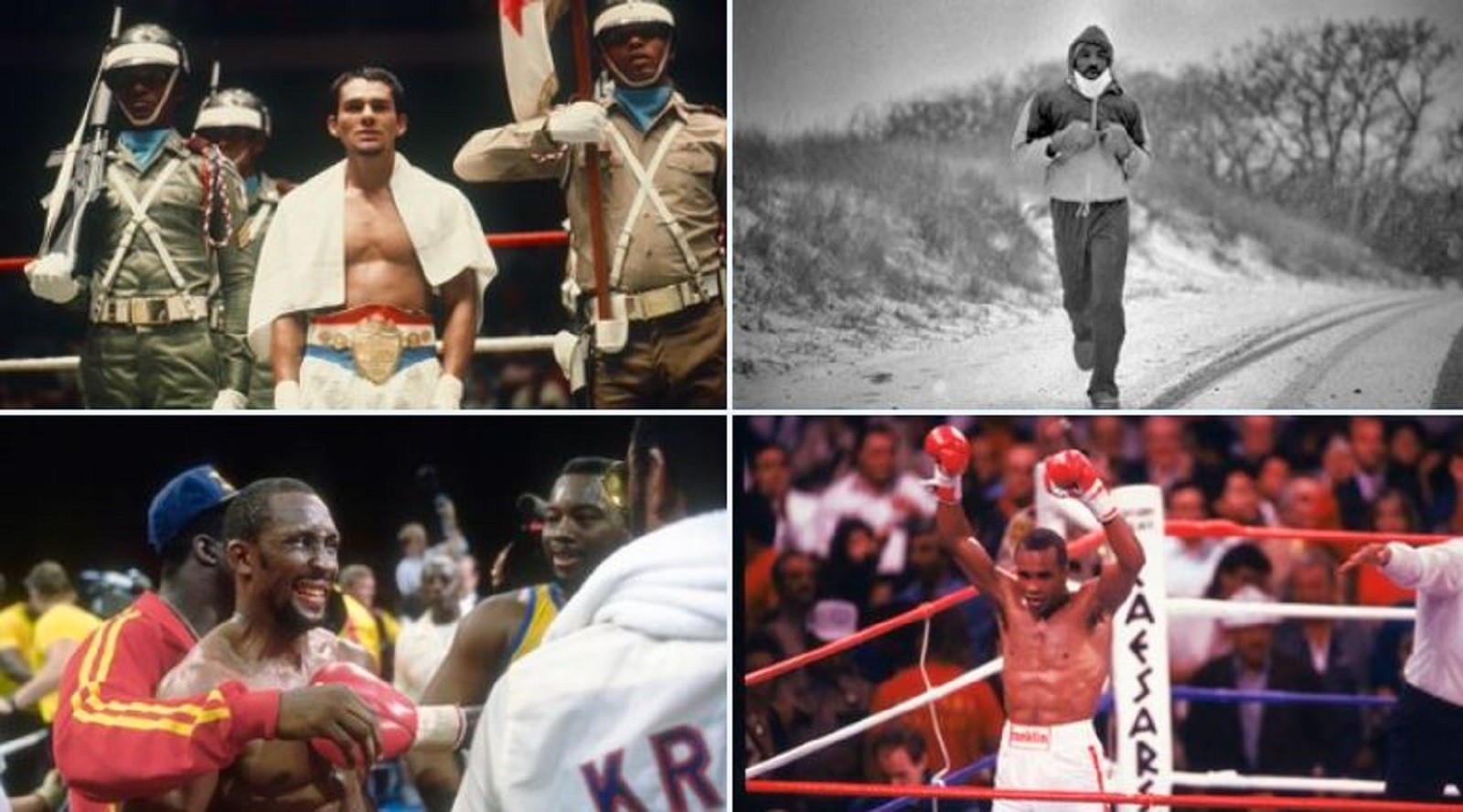 4 Boxing Legends Returning To Your Screen