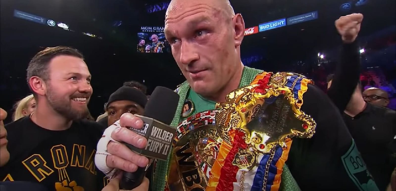 Can Tyson Fury vs Anthony Joshua Finally Be Pulled Off