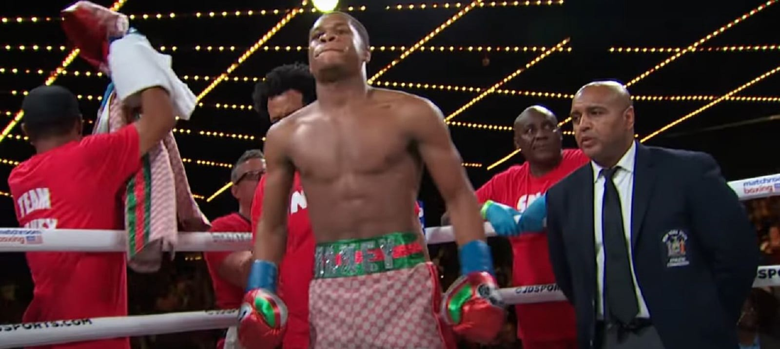 Devin Haney Put Into The First Genuine Test Of His Boxing Career