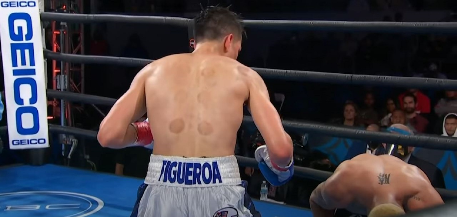 Unbeaten Unification Title Fight Results In Perfect Knockout Punch