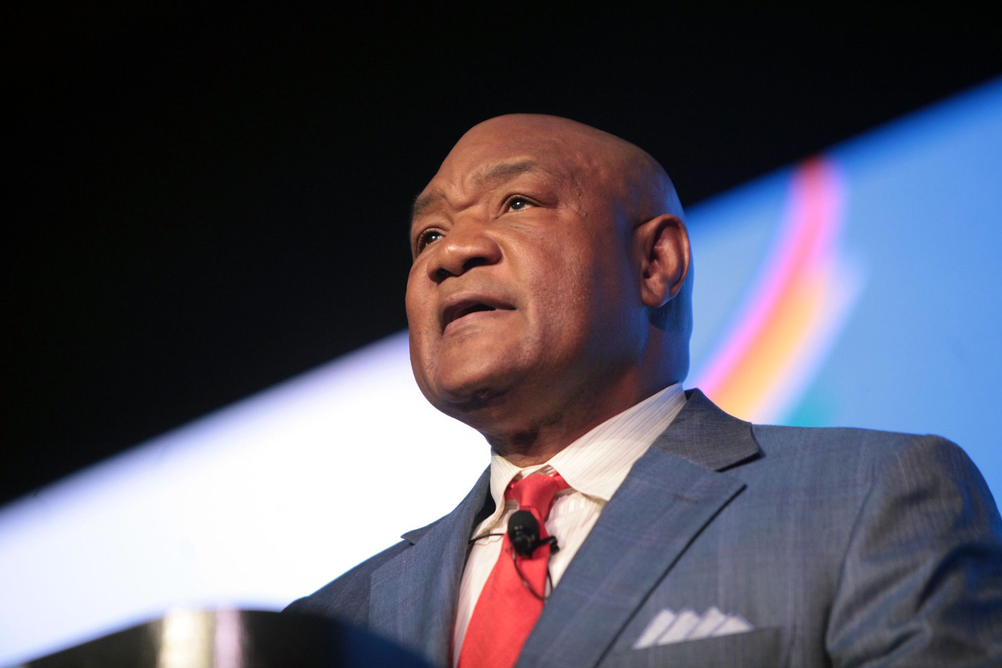 George Foreman Reveals How Like Ali He Avoided Vietnam War Induction