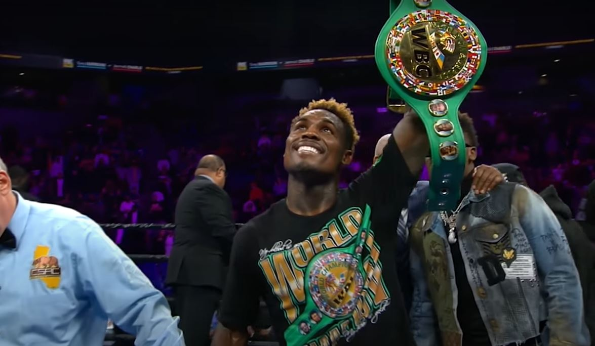 Jermell Charlo Shoots Down Son Of Boxing Legend