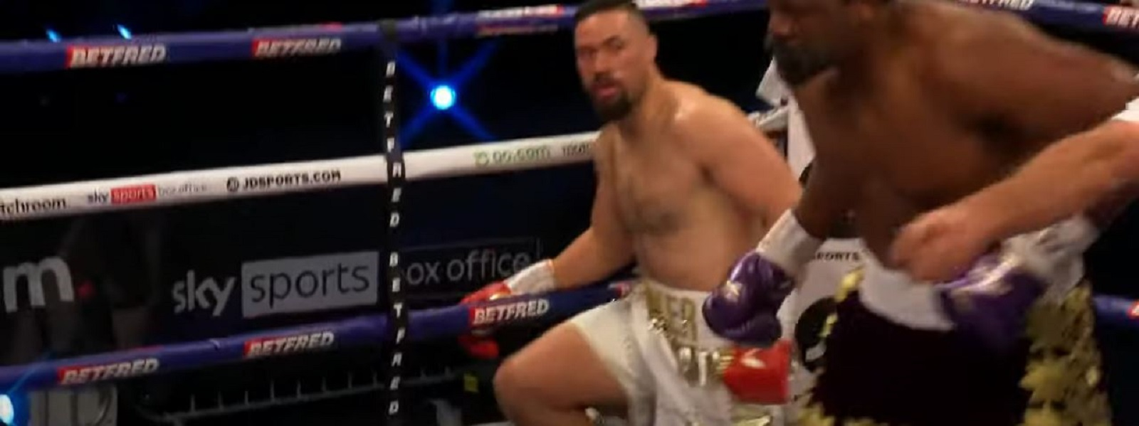 Joseph Parker Survives Knockdown In Controversial Fight