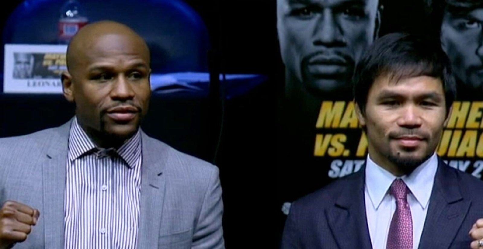 Mayweather reveals the best fighter he faced was not the toughest