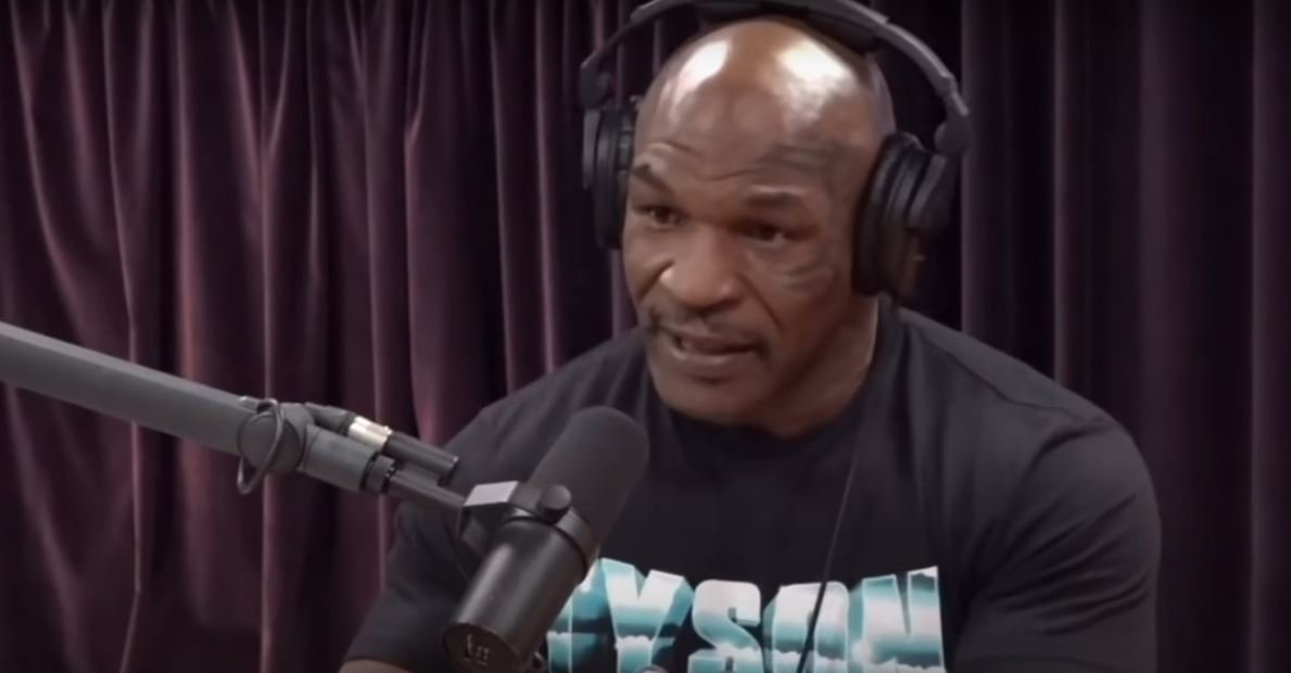 Mike Tyson On What Saved His Life After Years Of Chaos