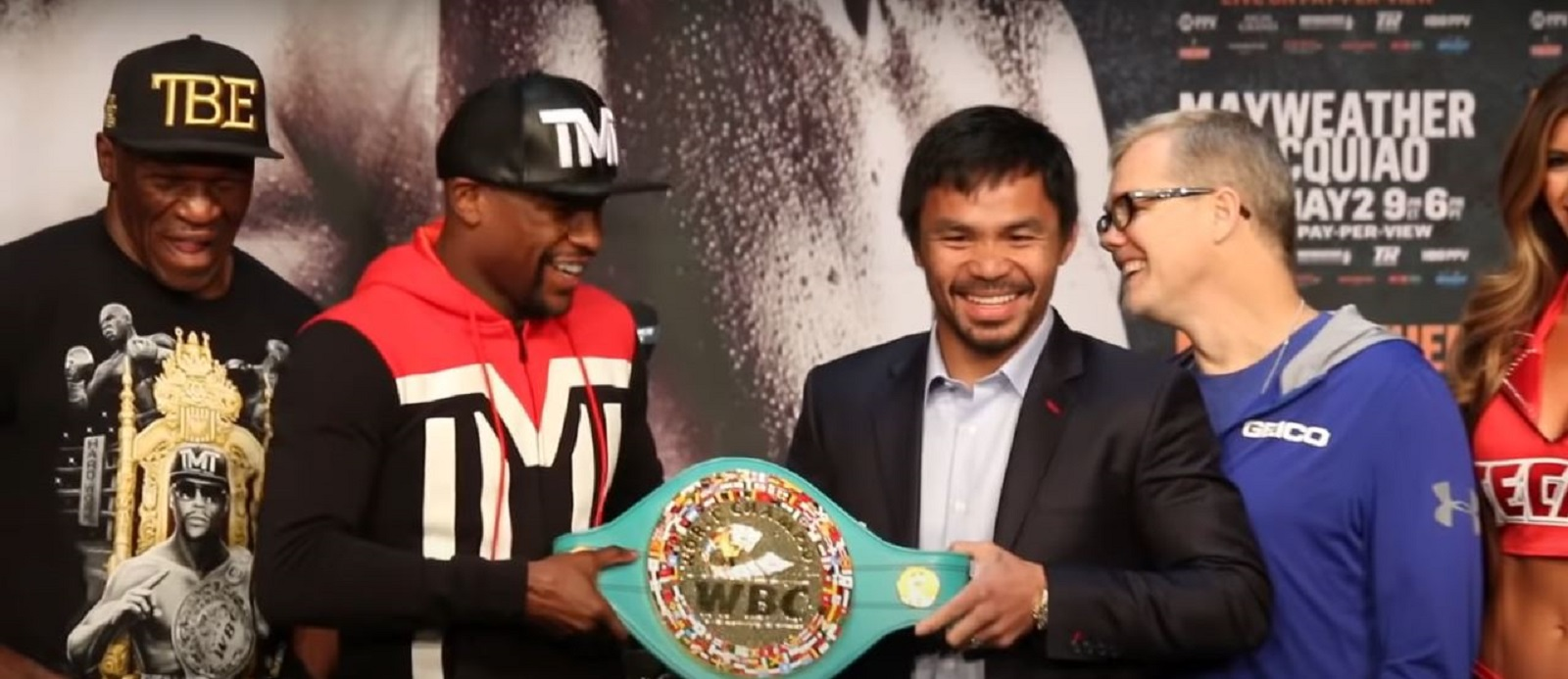 On This Day In 2015 An All-Time Boxing Record Was Set