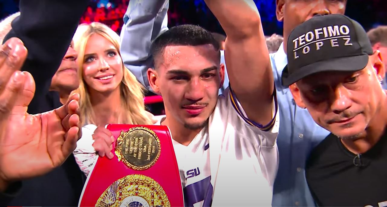 Teofimo Lopez Singles Out The World Champion He Wants To Fight Next