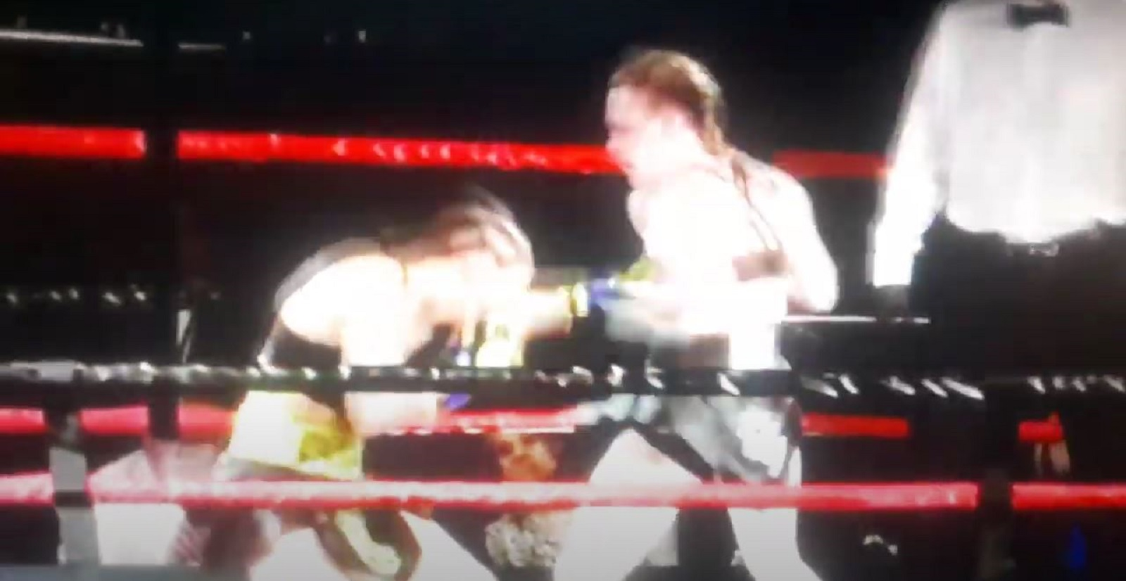 Women's Boxing Fight In Tennessee Shocks