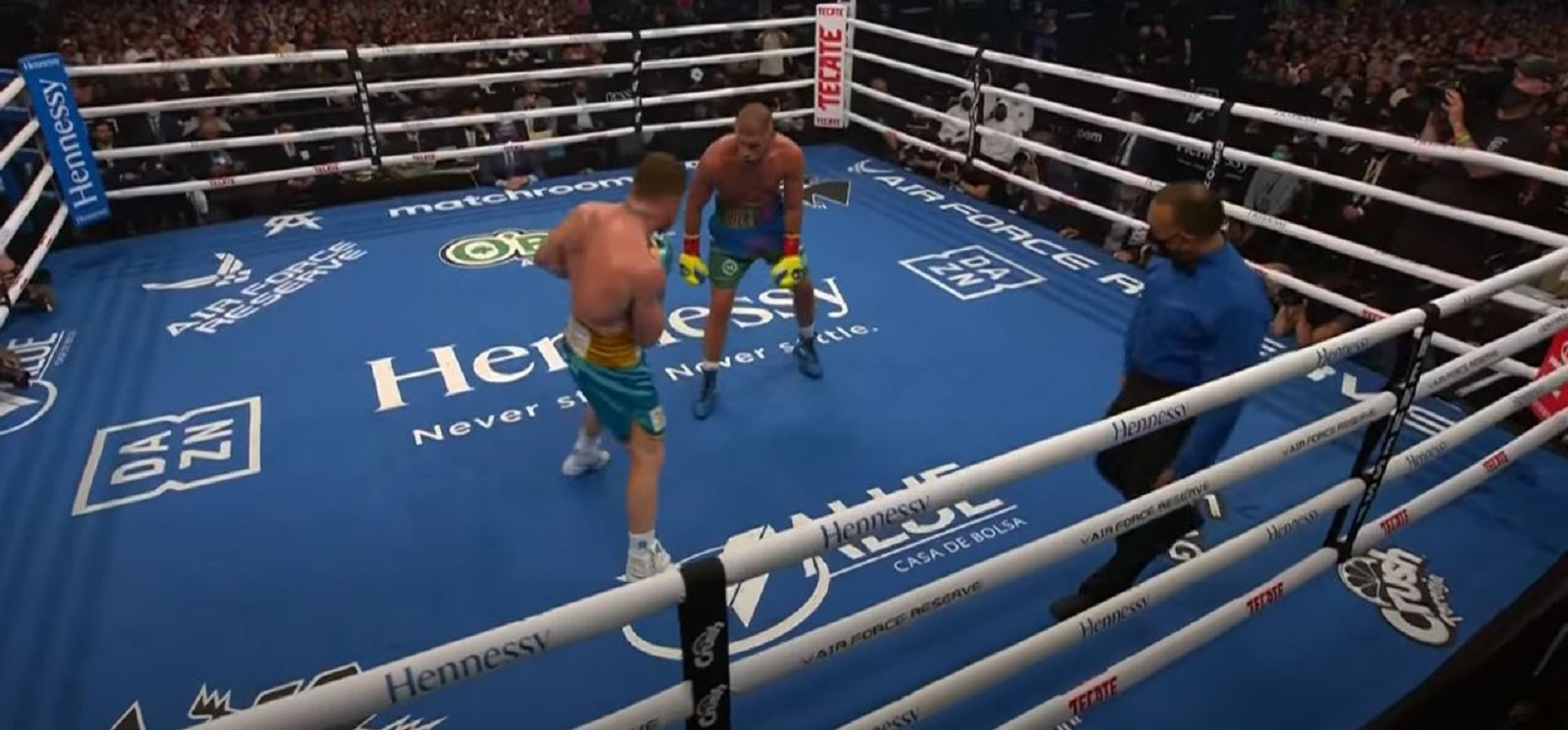 Likely Canelo Next Opponent Reacts To Him Beating Saunders