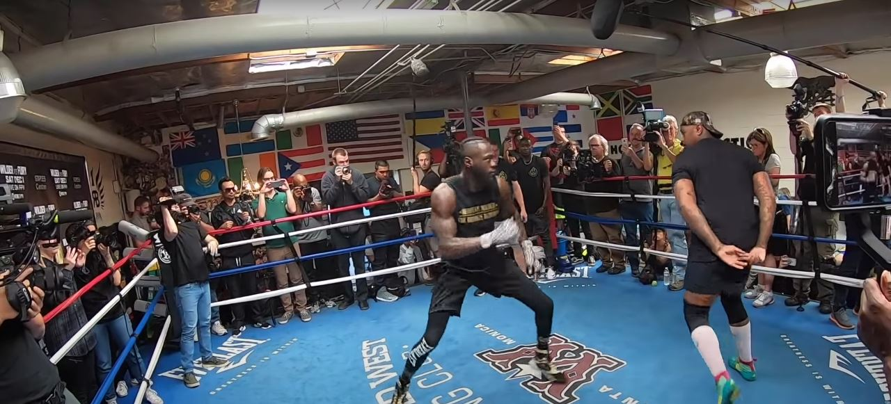 who is deontay wilder's trainer