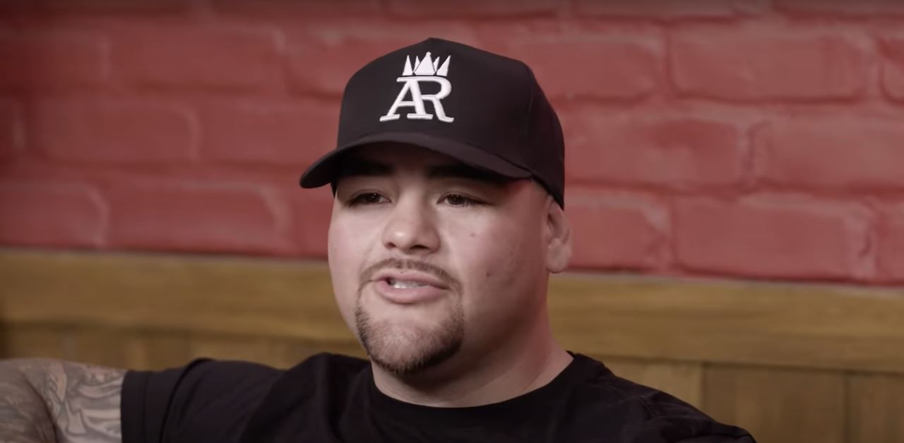 Andy Ruiz Speaks On How He Got Into Boxing and What Age