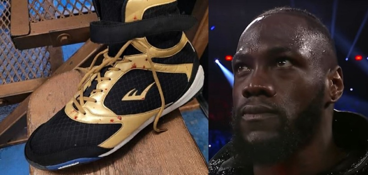 Deontay Wilder Reveals Brutal Extent Of Sparring For Tyson Fury