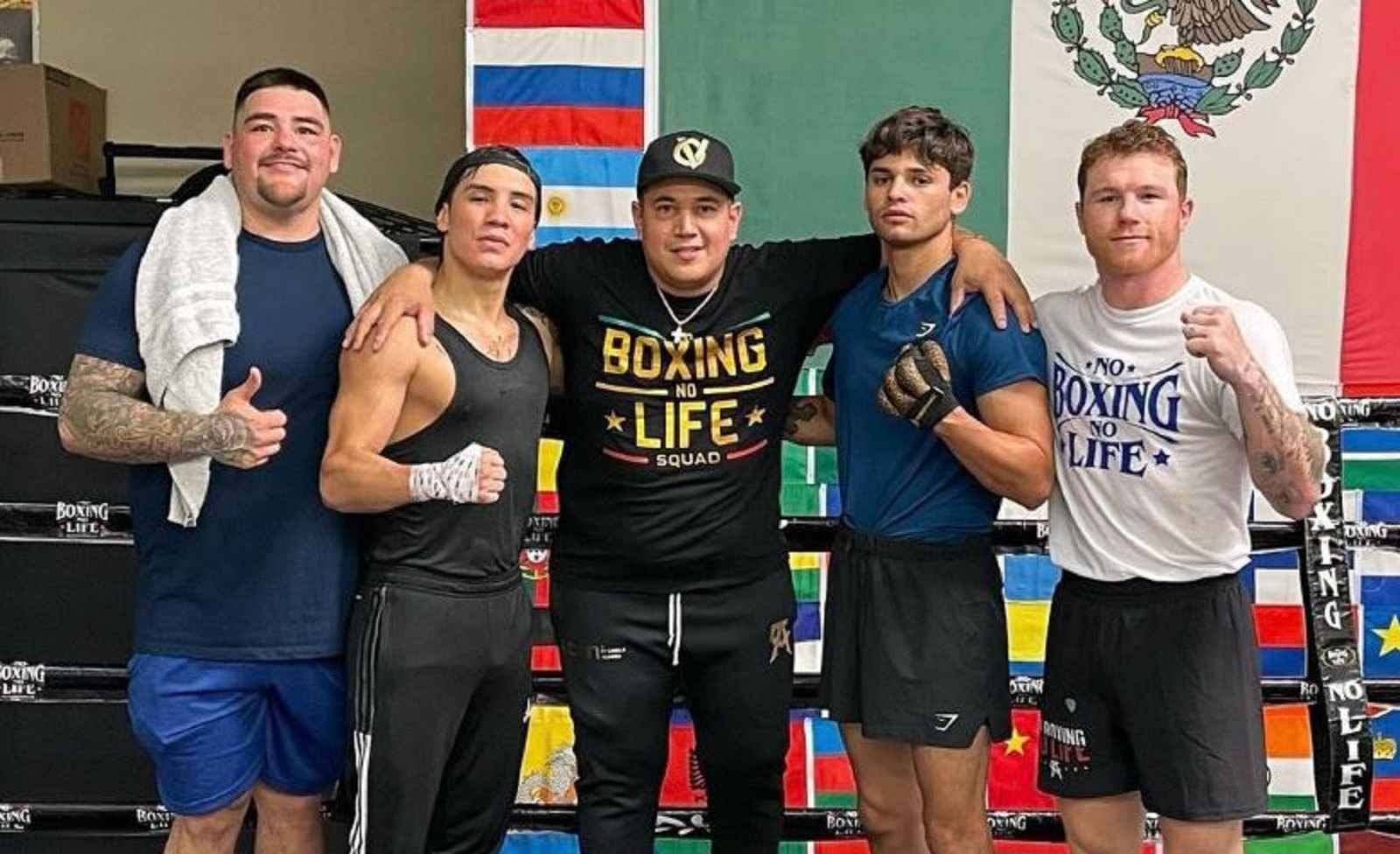 Force To Be Reckoned With Mexican Boxing Team Reassembled