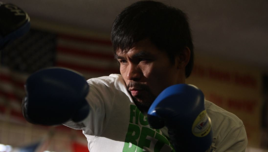 Manny Pacquiao Reveals Reason For Fighting Errol Spence