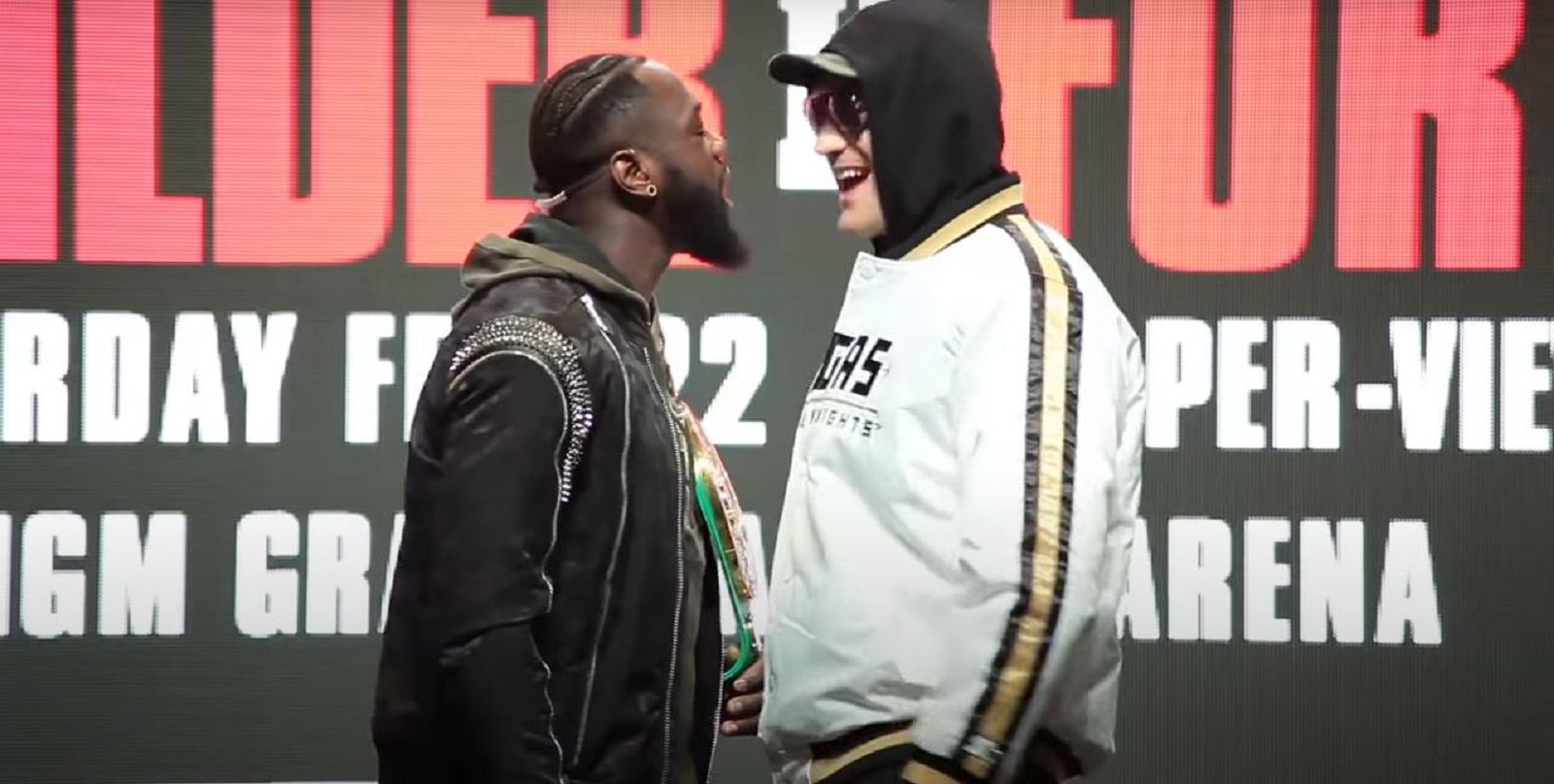 Tyson Fury Brutally Unleashes The Fury On Deontay Wilder