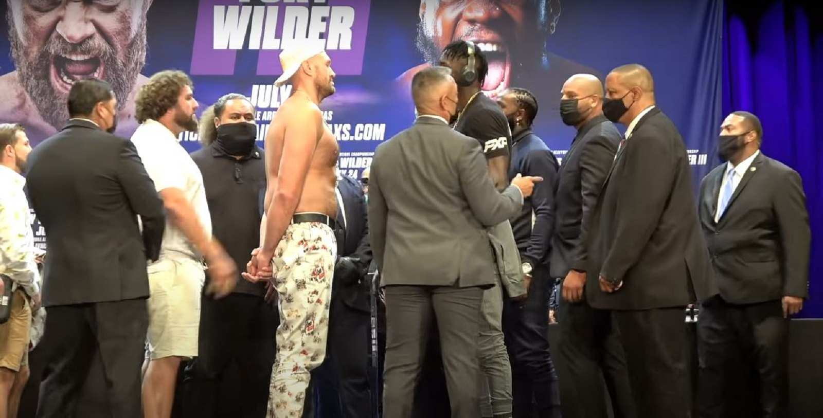 Tyson Fury vs Deontay Wilder 3 Official New Date Information-compressed