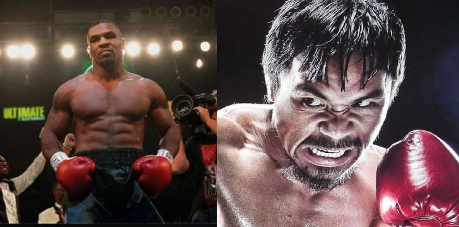 Unexpected Mike Tyson and Manny Pacquiao Link Up