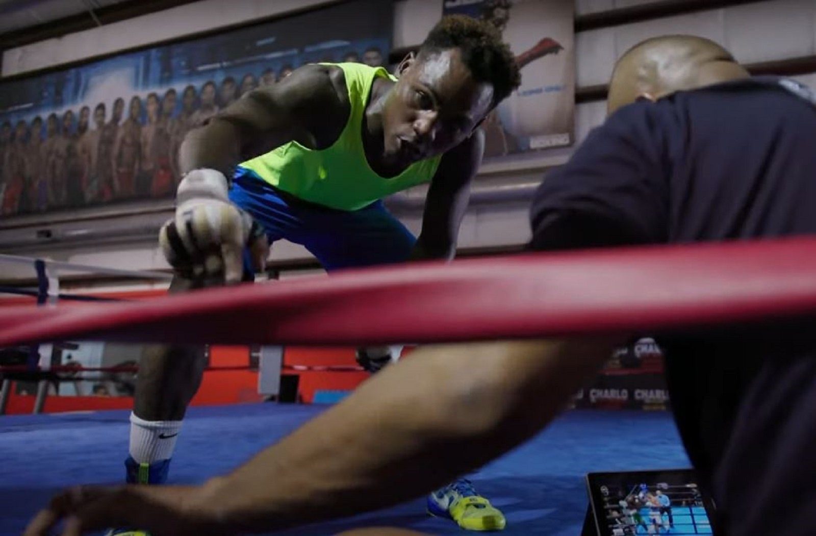 who is jermell charlo fighting next