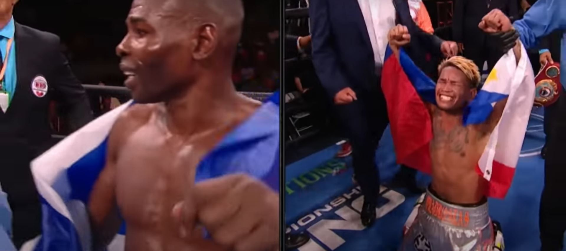 40-Year Old Rigondeaux Reacts To Controversial Scoring Defeat