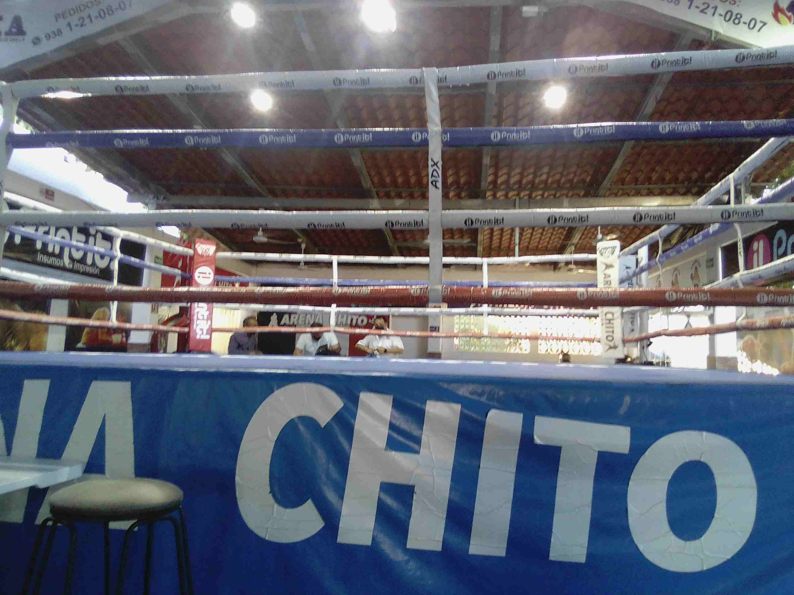 Boxing Strong In The Heart Of Mexico Despite World Situation