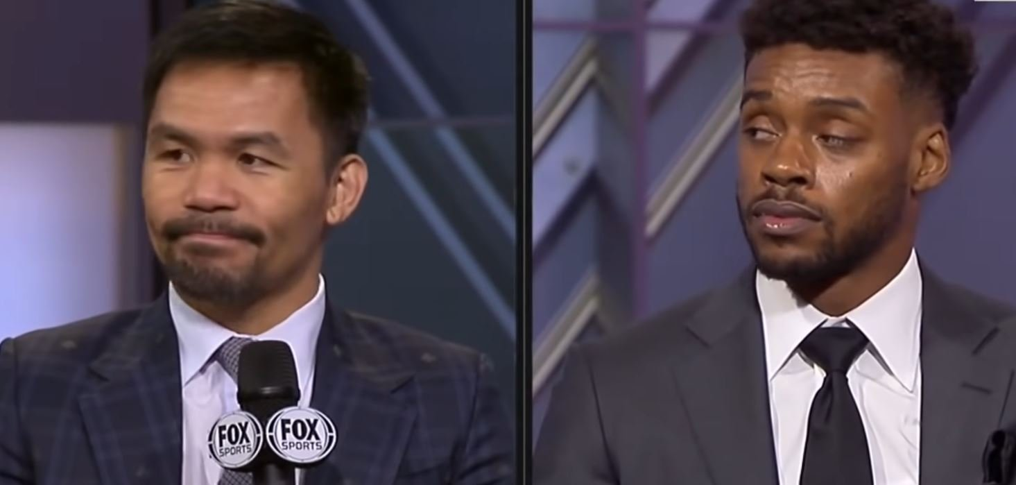 Boxing World Reacts To Crippling Manny Pacquiao vs Errol Spence News
