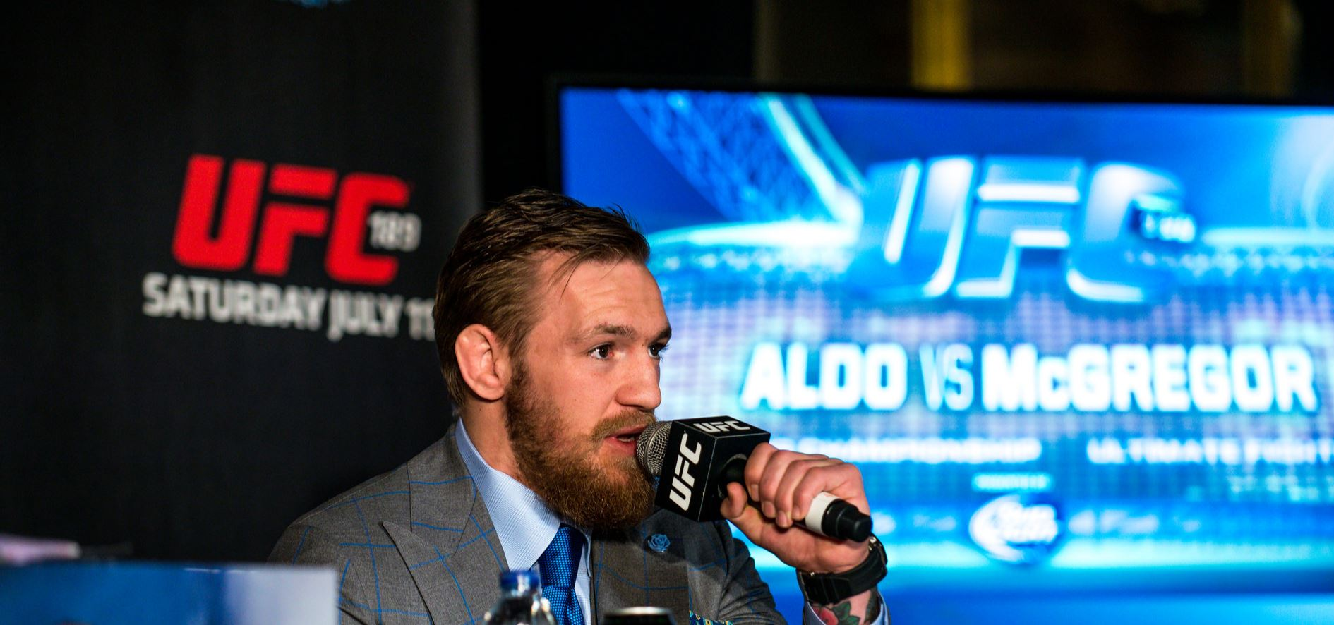 Conor McGregor Responds To If He Will Ever Return To Boxing
