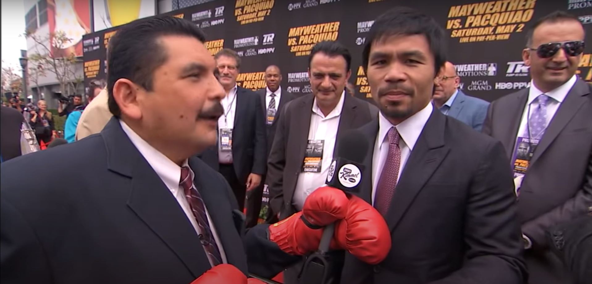 Former World champions remember their fights with Pacquiao