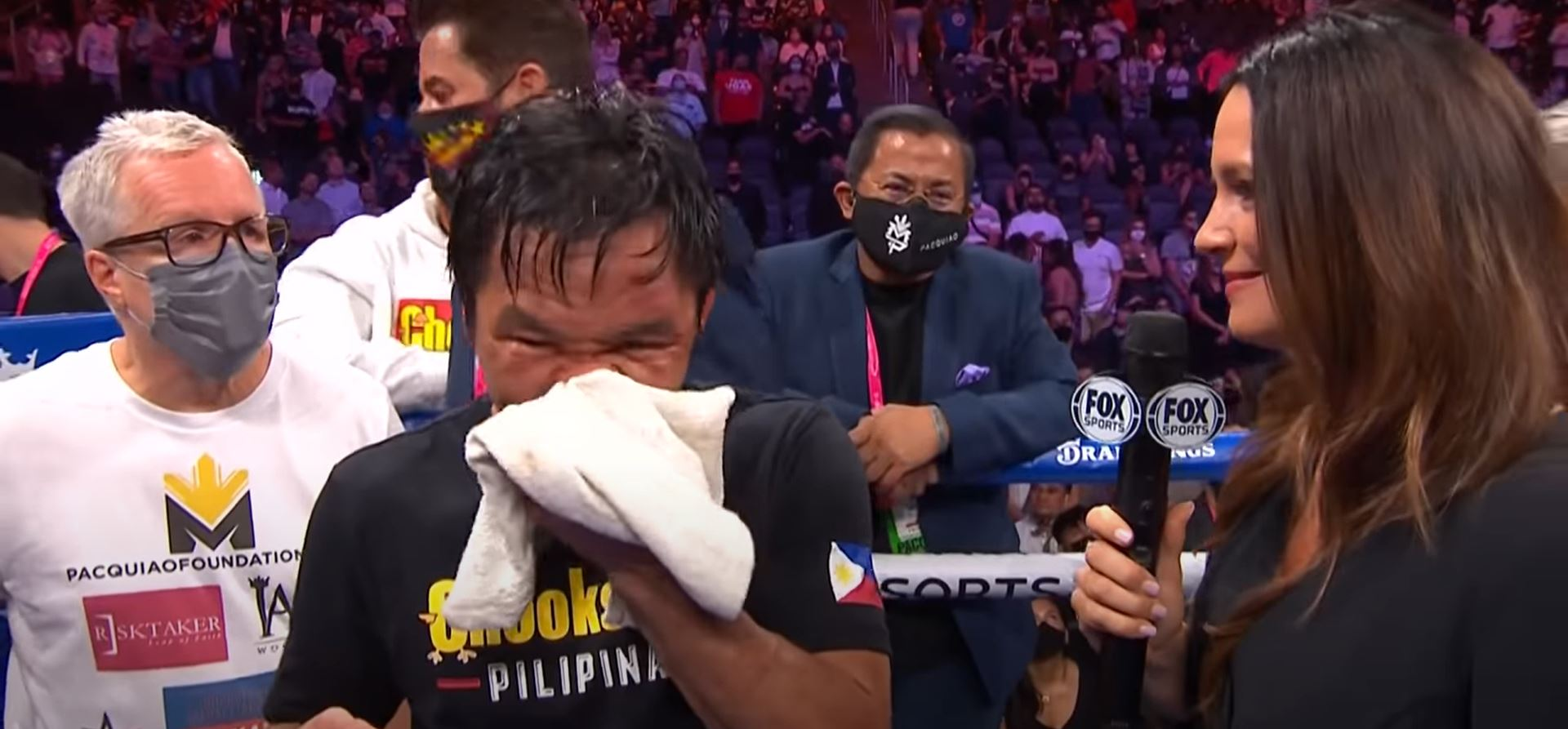 Manny Pacquiao One Of The Greatest Fighters That Ever Lived