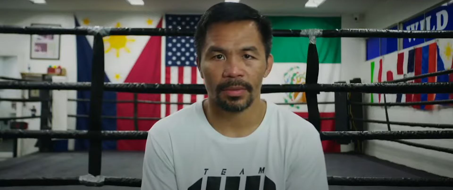 Manny Pacquiao Reacts To Errol Spence Injury Withdrawal