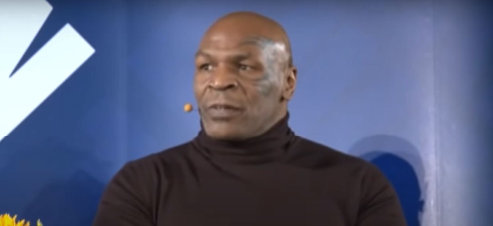 Mike Tyson On Why He Cried Before Every Fight