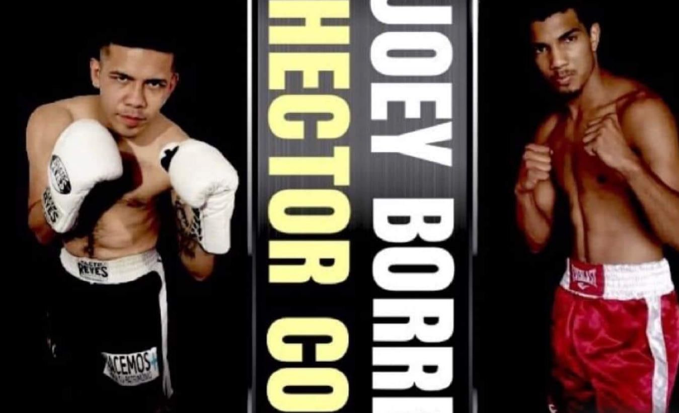 Unbeaten Big Hitting 'Mexirican' Fights For First Professional Title