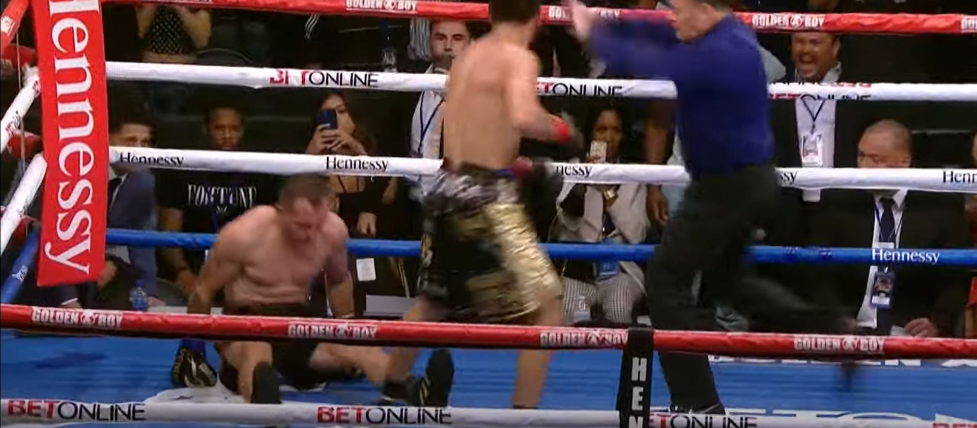 Vergil Ortiz Comes Back To Win By Knockout To Go 18-0