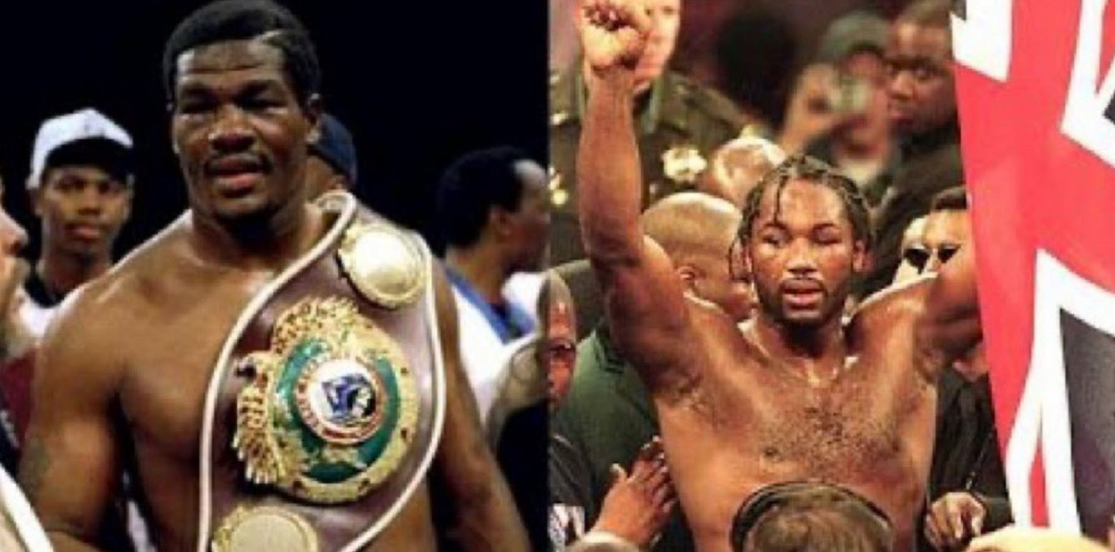 Boxing Legend Stokes Old Lennox Lewis Rivalry After All These Years