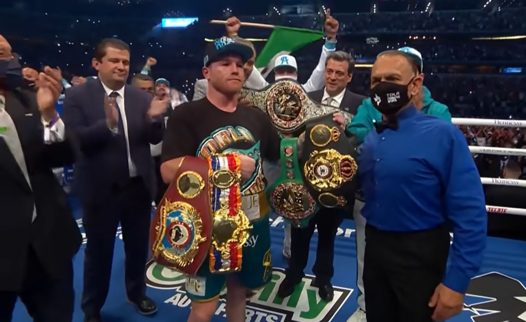 Canelo Alvarez On 3 Things Needed To Stay At The Top