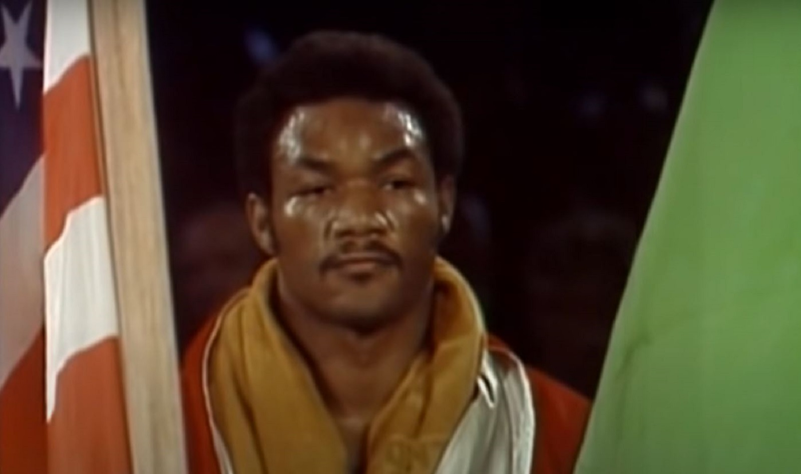 George Foreman On Where He Ranks Himself All Time